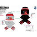 wholesale Licensed Products: Cars - set 2 pieces hat & scarf mul