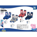 Peppa Pig - multi composition socks