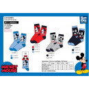 Mickey - multi composition socks