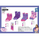 Violetta - multi composition socks