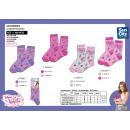 wholesale Stockings & Socks: Violetta - multi composition socks