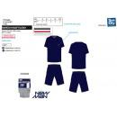 NEWMAN HOMEW - 2-teiliger Schlafanzug 100% Baumwol