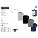 NEW MAN UW - T-Shirt manga T-Shirt 95% algodón.