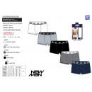 NEWMAN UW - boxer 95% cotton / 5% elasthanne
