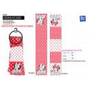 Großhandel Fashion & Accessoires: Minnie - Schal aus 100% Polyester