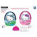 Hello Kitty - Multi Kappe Kompo sublimiert