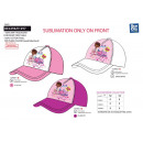 wholesale Headgear: DOC MC STUFFINS - 100% coton cap