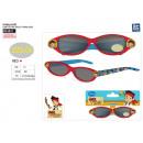 mayorista Artículos con licencia: JAKE y piratas - las gafas de sol 100% pvc