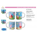 wholesale Houshold & Kitchen: Peppa Pig - mug 23,7cl gift