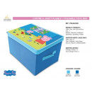 Peppa Pig - foldable toy chest