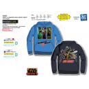 STAR WARS REBELLE - sweat kangourou 65% polyester