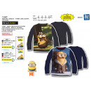 Minions - 65% polyester Long Sleeve T-Shirt /