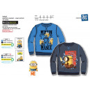MINIONS - sweat 65% polyester / 35% cotton