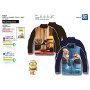 Minions - 100% polyester fleece jacket