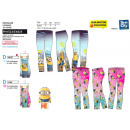 wholesale Toys: Minions - leggings 95% polyester / 5% elastane