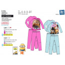 Minions - 100% coton long pajamas