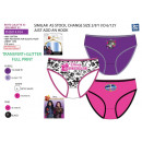 wholesale Houshold & Kitchen: THE Descendants - box of 3 panties 100% coton