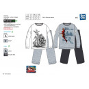 Avengers CLÁSICA - Long pijama 100% algodón