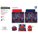 Spiderman - cuello reversible 100% poliéster