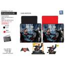 Batman VS Superman - reversible collar 100% polyes