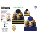 Minions - 100% polyester hat