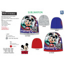 wholesale Scarves, Hats & Gloves: Mickey - 100% polyester hat