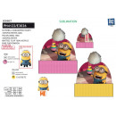 Minions - Cap 100% Polyester