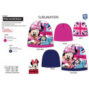 wholesale Scarves, Hats & Gloves: Minnie - 100% polyester hat