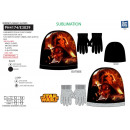 Star Wars Rebel - set 2 piezas sombrero y los guan