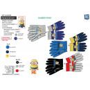 Minions - set 2 pieces multi composit gloves