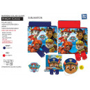 Paw Patrol - 2-piece set collar & gloves 100%
