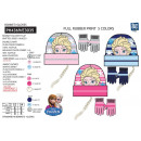 frozen - set 2 pieces hat & gloves 100%
