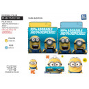 Minions - reversible collar 100% polyester
