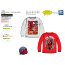 Spiderman - 100% coton Long Sleeve T-Shirt