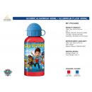wholesale Lunchboxes & Water Bottles: Paw Patrol - aluminum gourd 400ml