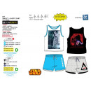 wholesale Shorts: Star Wars IV - set  top & shorts 100% coto