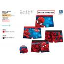 Spiderman - sublimated bath boxer dev / back 85% p