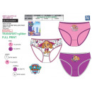 wholesale Underwear: Paw Patrol - box of 3 panties 100% coton