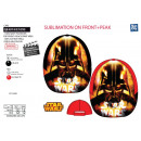 Star Wars IV - sublimiert Kappe 100% Polyester /