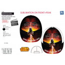 Star Wars IV - cap sublimated 100% polyester /