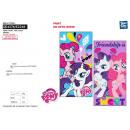 Großhandel Bad- und Frottierwaren: My Little Pony -  Handtuch Bereich von 100% Baumwol