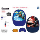 Star Wars IV - 100% polyester sublime cap