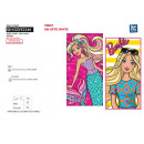 Barbie - beach towel 100% coton