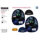 STAR WARS ROGUE ONE - casquette sublimee 100% poly