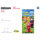 TELETUBBIES - beach towel 100% coton