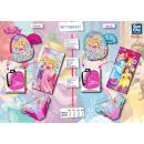 Princess - set caps & towel & bag & ma