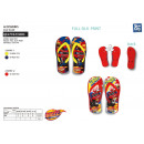 Blaze - flip flop 100% polyester shoes