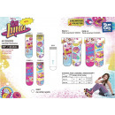 wholesale Socks and tights: Soy Luna - pack 2 socks sublime 98%