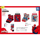 Spiderman - Socken 80% CO15% PA 5% sea el