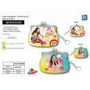 wholesale Bags & Travel accessories: Soy Luna - wallet 9x7cm 100% pu